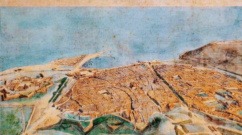 Barcelona, 1854: un barco lleva el cólera, mueren miles y caen al fin las murallas