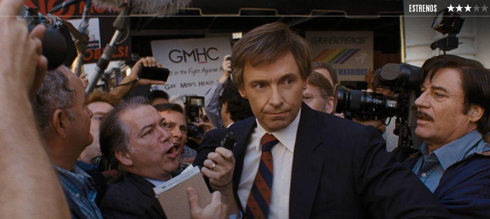 Foto: 'El candidato'.