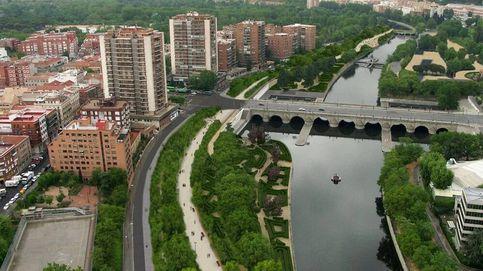 Unos artistas, una inmobiliaria y el río: se dispara el alquiler en el Brooklyn de Madrid