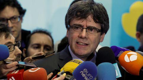 Puigdemont acusa a Rajoy de intentar dividir a los catalanes por su lengua