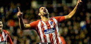 Post de Diego Costa ya sangra por el Atlético y hunde las aspiraciones de Torres