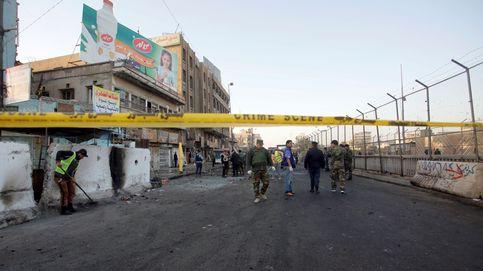 Al menos 36 muertos y 91 heridos en un doble atentado suicida en Bagdad