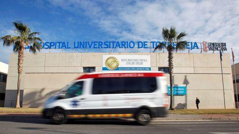 Nuevo golpe del Consell valenciano a Ribera Salud: no renovará el hospital de Torrevieja