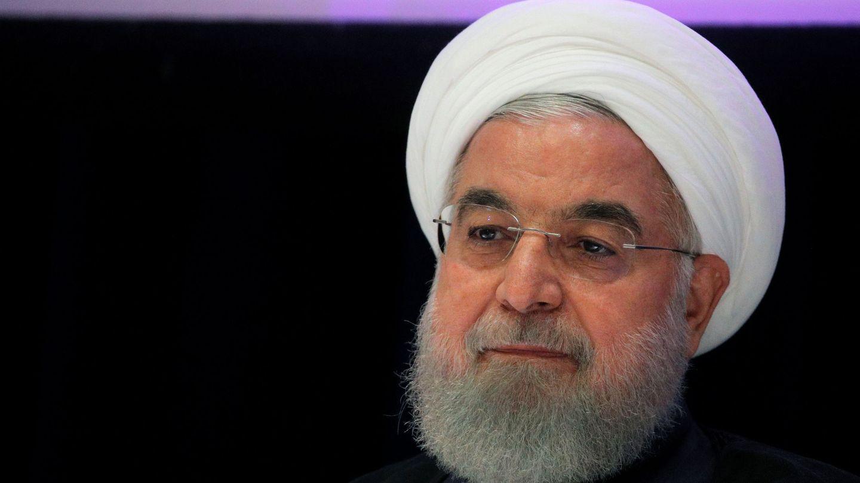 El presidente de Irán, Hassan Rouhani. (Reuters)