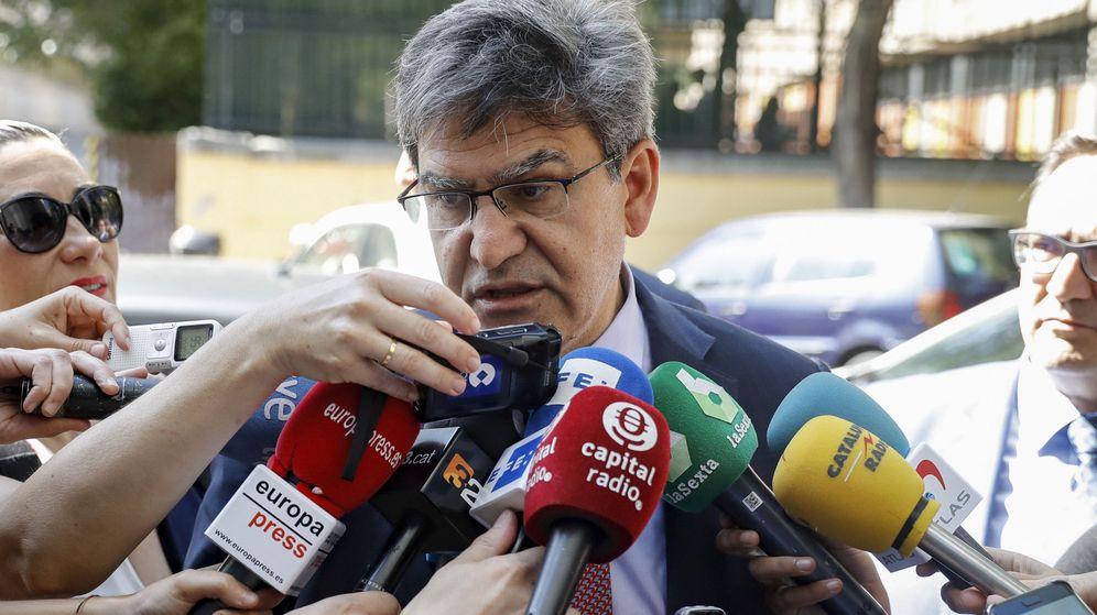 Foto: El CEO de Banco Santander, José Antonio Álvarez. (EFE)