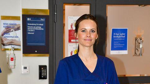 Sofía de Suecia, una princesa que hace camas y sirve comida: su trabajo como enfermera en un documental