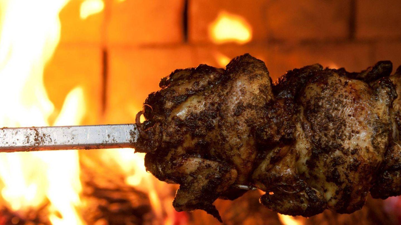 El pollo especial de Calsot