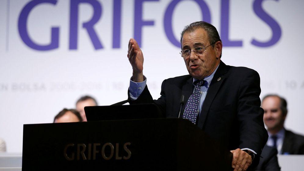 Foto: Victor Grifols, presidente de la compañía