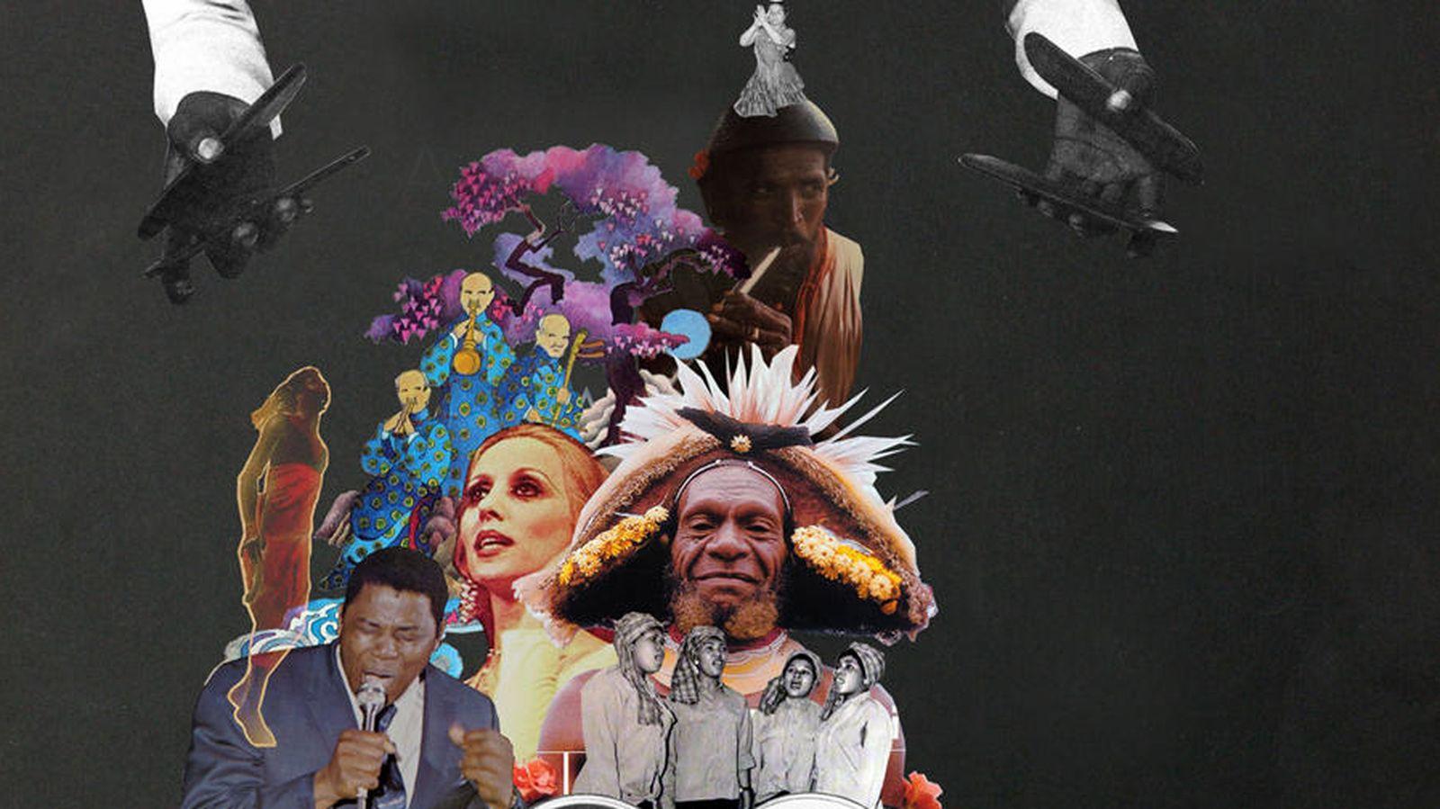 Foto: Antropoloops, la música collage de Rubén Alonso
