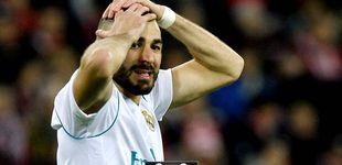 Post de Marcar solo un gol es un reto mayúsculo para un Madrid que renuncia a la Liga