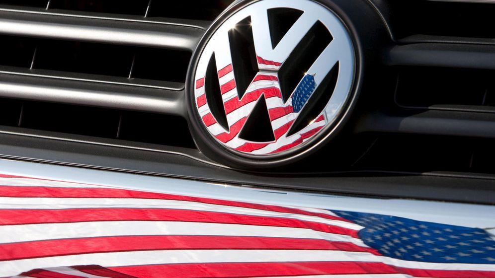 Foto: Volkswagen dejará de vender automóviles con motores diésel en EEUU (EFE)
