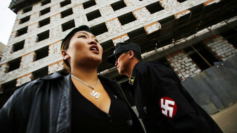Nazis en Mongolia: los hijos de Gengis Khan que admiran a Franco
