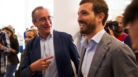 Casado zanja la crisis con el PP vasco: Os debo la vocación política y el ser presidente