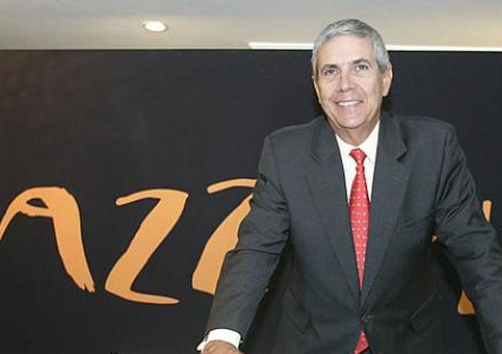 Foto: Leopoldo Fernández Pujals, presidente de Jazztel.