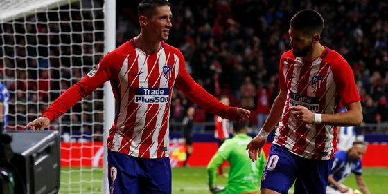 Atlético de Madrid  Fernando Torres b11e00aeb4b92