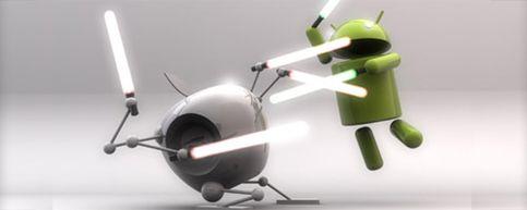 Foto: Android contra iOS: ¿qué sistema operativo es mejor para usted?