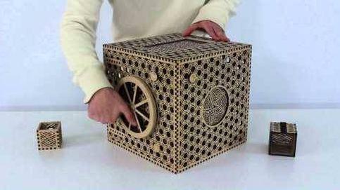 No es una caja fuerte, pero casi seguro que no podrás abrirla