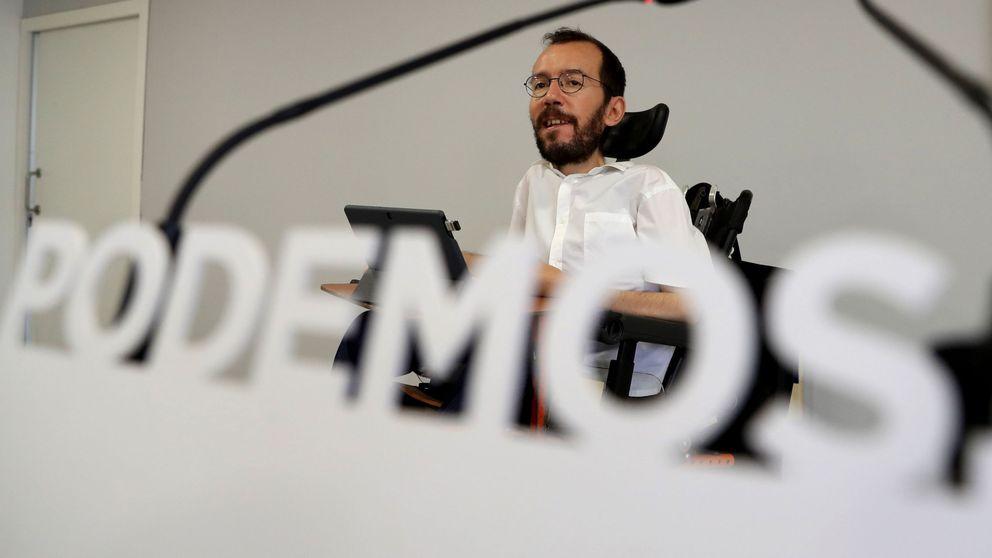 Echenique abandona su escaño en las Cortes de Aragón para volcarse en Podemos