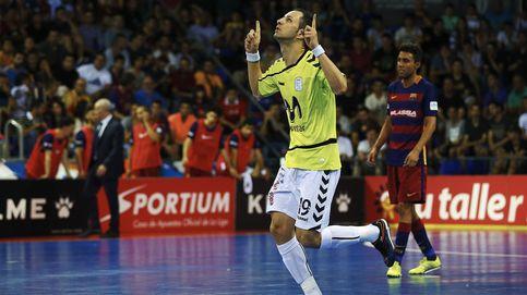 El Movistar Inter derrota al Barça y suma su tercera liga consecutiva