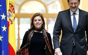 Rajoy anuncia una subida de la luz del 2,3% para el primer trimestre