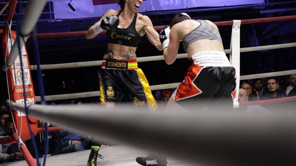 La historia de Jennifer Miranda: de no saber boxear a ser campeona de España