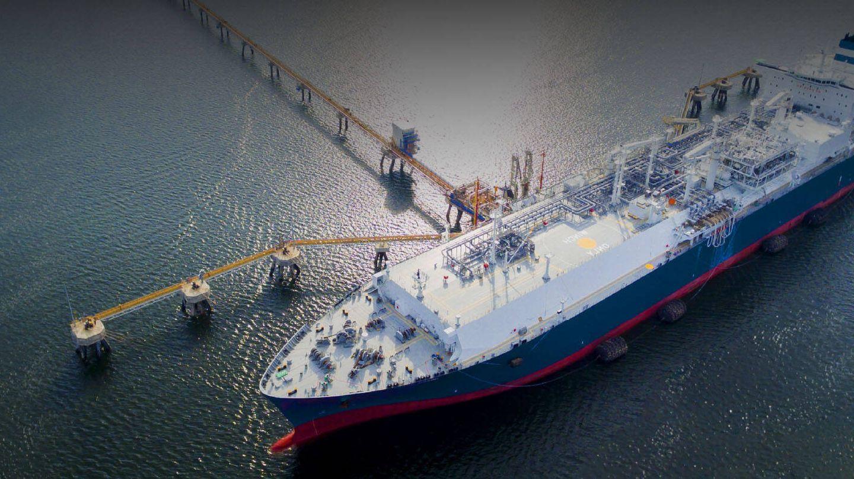 El gas natural licuado (GNL) se presenta como una de las alternativas.