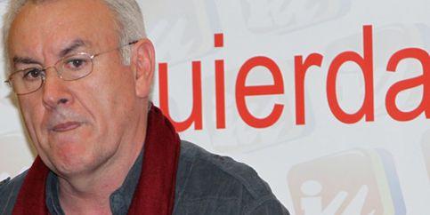 """Cayo Lara invita a """"expresar la rebeldía"""" de los indignados en las urnas"""