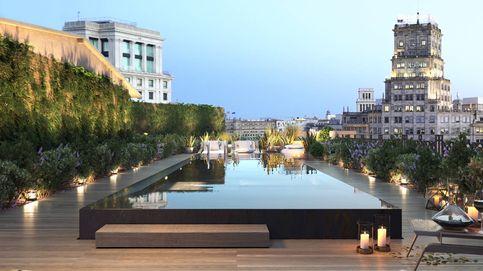 Pisos de lujo a 15.000 euros/m2 en la antigua sede de Iberia en Barcelona