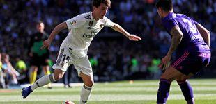 Post de El capricho Odriozola también medirá el poder de Zidane: ¿y si repesca a Achraf?