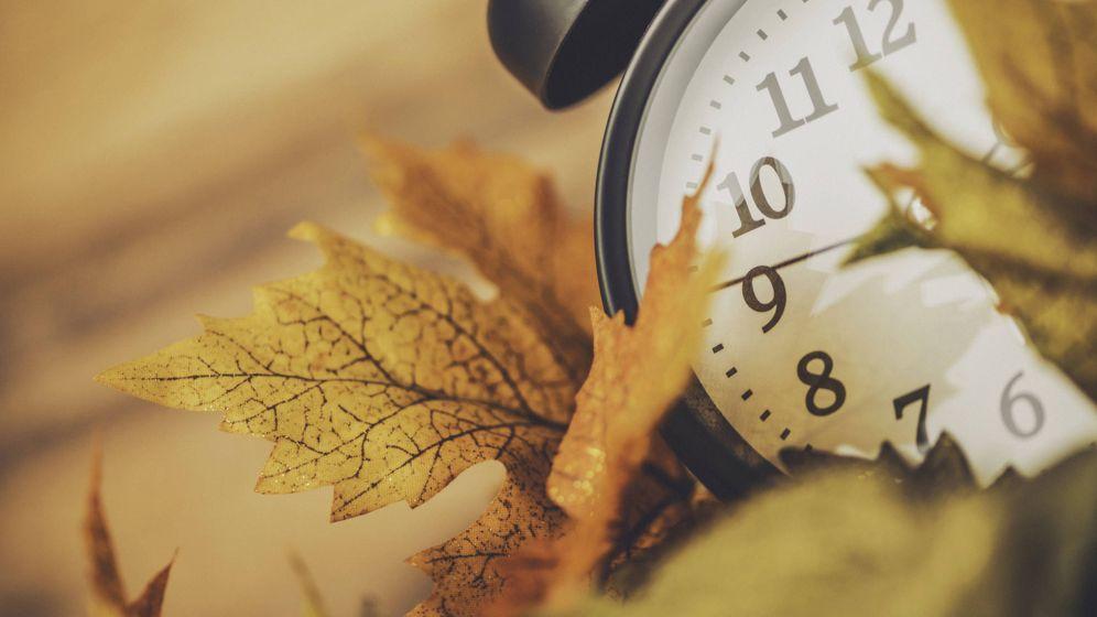 Foto: El cambio de hora de octubre dará paso al horario de invierno. (iStock)