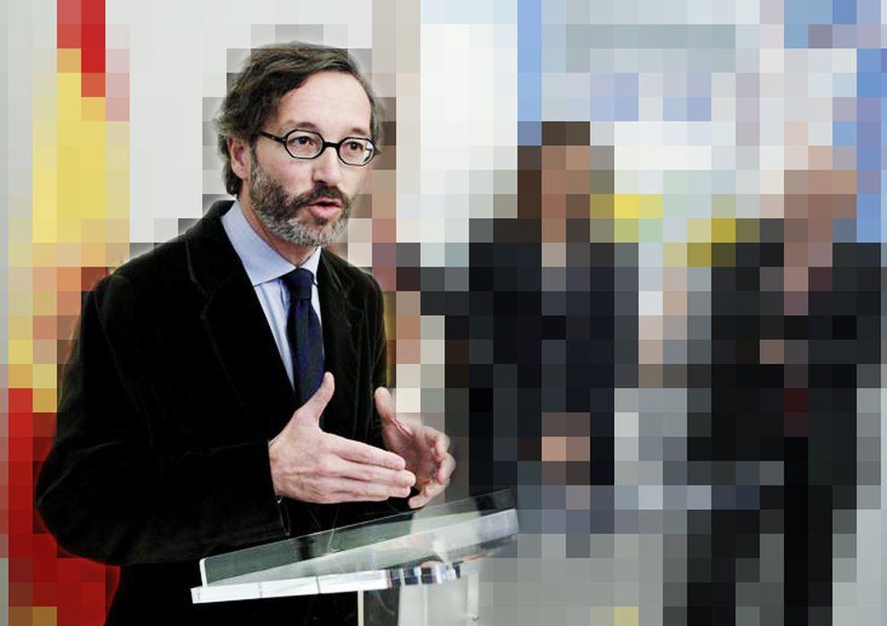 Foto: José María Lassalle, secretario de Estado de Cultura