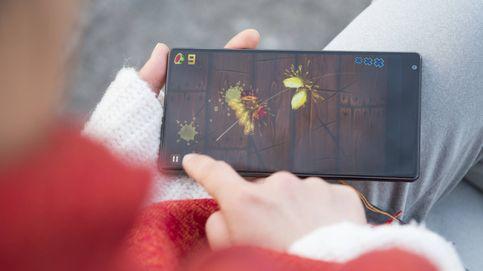Probamos el Xiaomi Mix: este increíble móvil viene del futuro y es todo pantalla