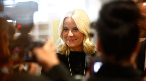 Mette-Marit de Noruega sufre fibrosis pulmonar crónica