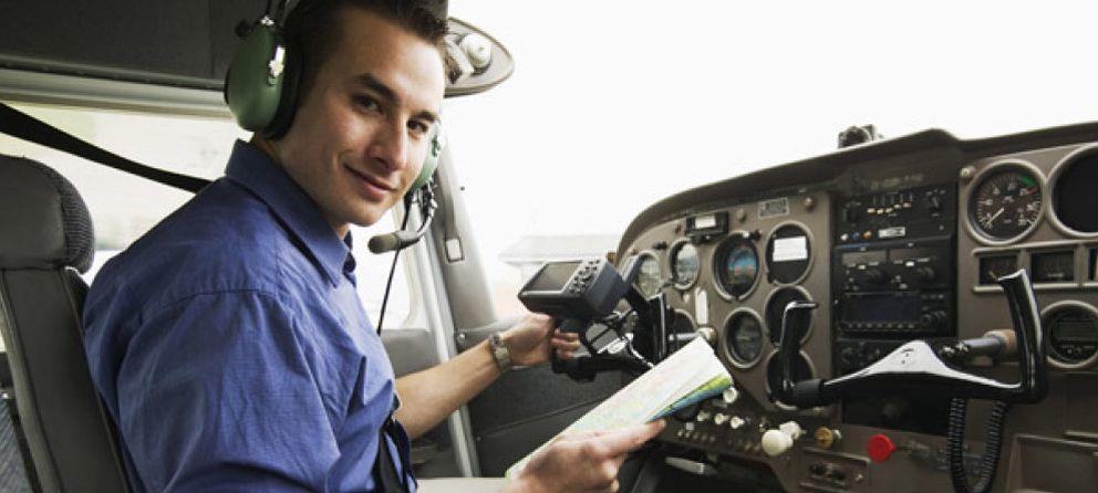"""Foto: """"Ya nadie quiere ser piloto: ganas poco y trabajas mucho"""""""