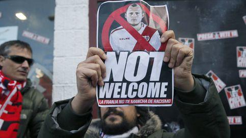 Antiviolencia propone una sanción de 60.001 euros al Rayo Vallecano por el caso Zozulya