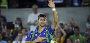Post de Del Potro da la primera gran sorpresa de los Juegos tras eliminar a Djokovic