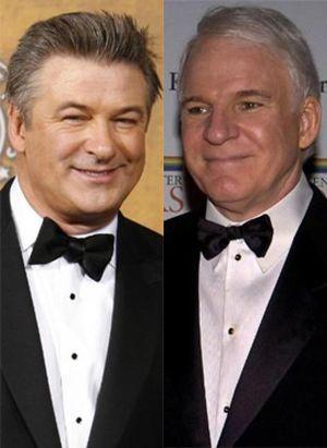 Alec Baldwin y Steve Martin presentarán los Oscar 2010