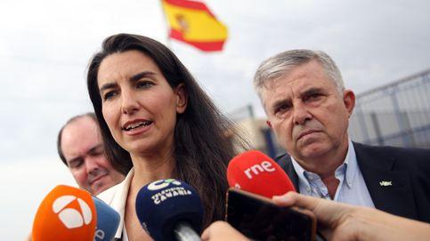 Carroñeros: PSOE y Podemos denuncian el acto de Vox frente a un centro de menores