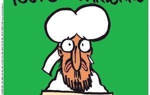 Charlie Hebdo publica su última portada: Todo queda perdonado