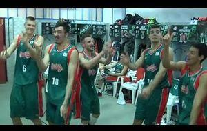 Vuelve la locura al vestuario del CB Sevilla