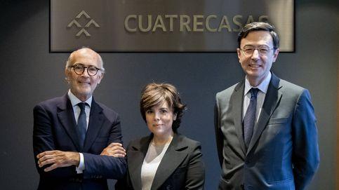 Cuatrecasas incorpora a Sáenz de Santamaría como socia del área mercantil