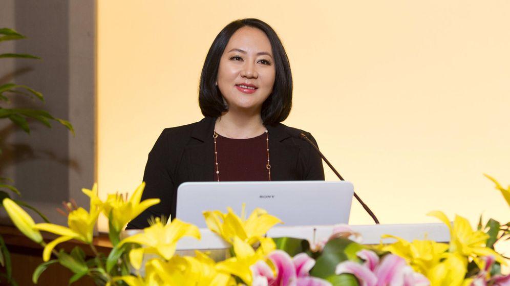 Foto: La directora financiera de Huawei, Meng Wanzhou