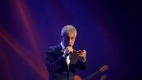 Sergio Dalma, arrepentido por animar en su concierto a saltarse las normas: Me excedí