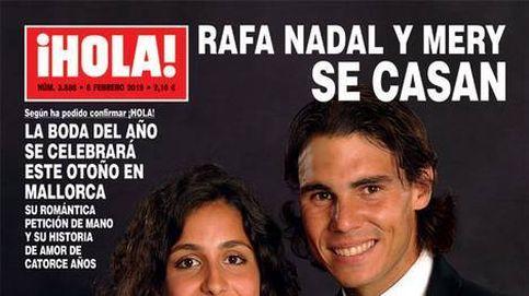 Rafa Nadal se casa con Xisca Perelló y María Teresa Campos subasta sus muebles