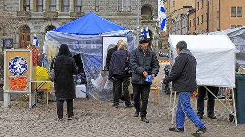Felices aunque no lleguen a fin de mes: los efectos de la renta básica finlandesa