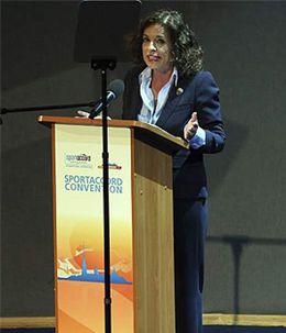 Foto: Ana Botella: Hemos hecho una gran presentación de la candidatura