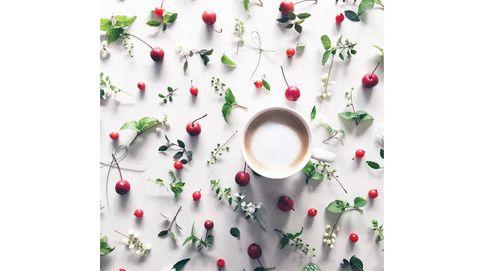 Flores y café, ¿hay mejor forma de empezar el día?