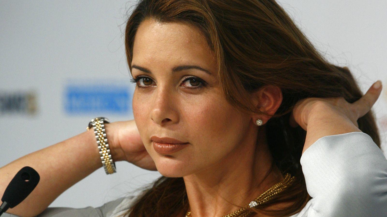 Foto: Haya de Jordania, en una imagen de archivo. (Reuters)