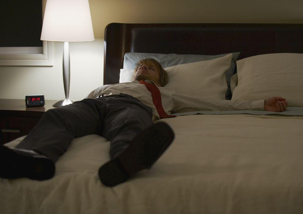 Foto: Cuando te cueste conciliar el sueño, prueba este ejercicio respiratorio sencillo y barato. (Corbis)