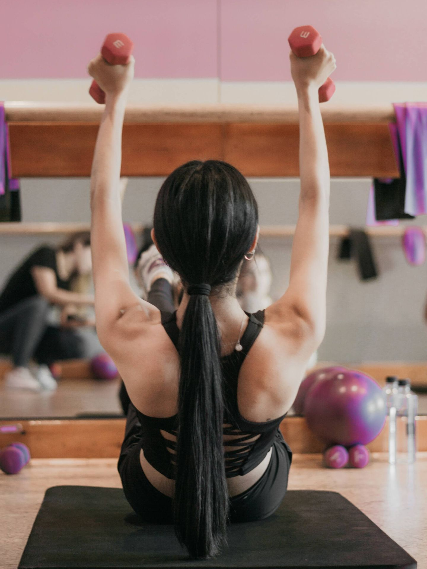 Consejos para superar el primer día de gimnasio. (Yulissa Tagle para Unsplash)